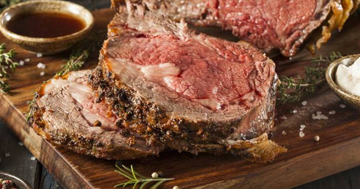 The Worldu0027s Easiest Prime Rib Roast: Master A Holiday Classic