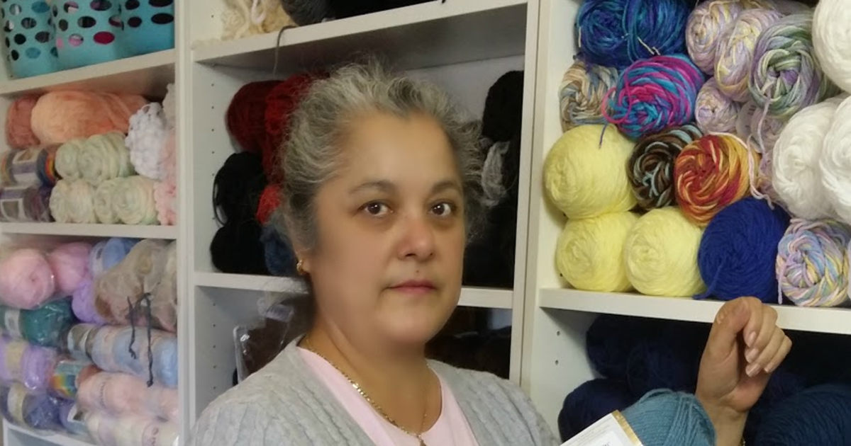 Knitting Equipment For Disabled : This latina abuelas crocheting tips made her a youtube sensation