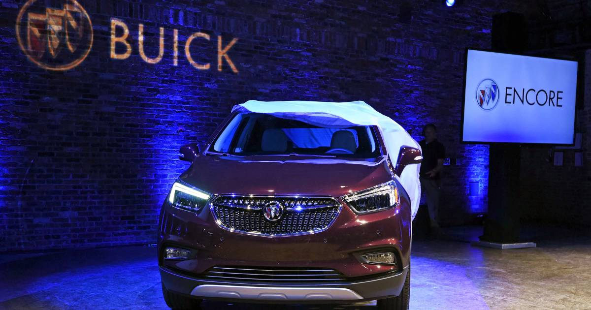 How China Not Your Grandfather May Have Saved Buicks Future