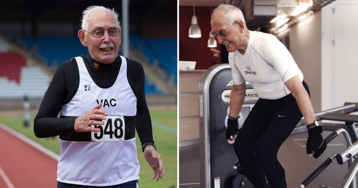 World S Fittest 96 Year Old Charles Eugster Shares Diet