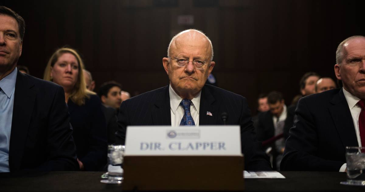 Intelligence Director Clapper: Snowden Advanced Encryption Technology 'Seven Years'