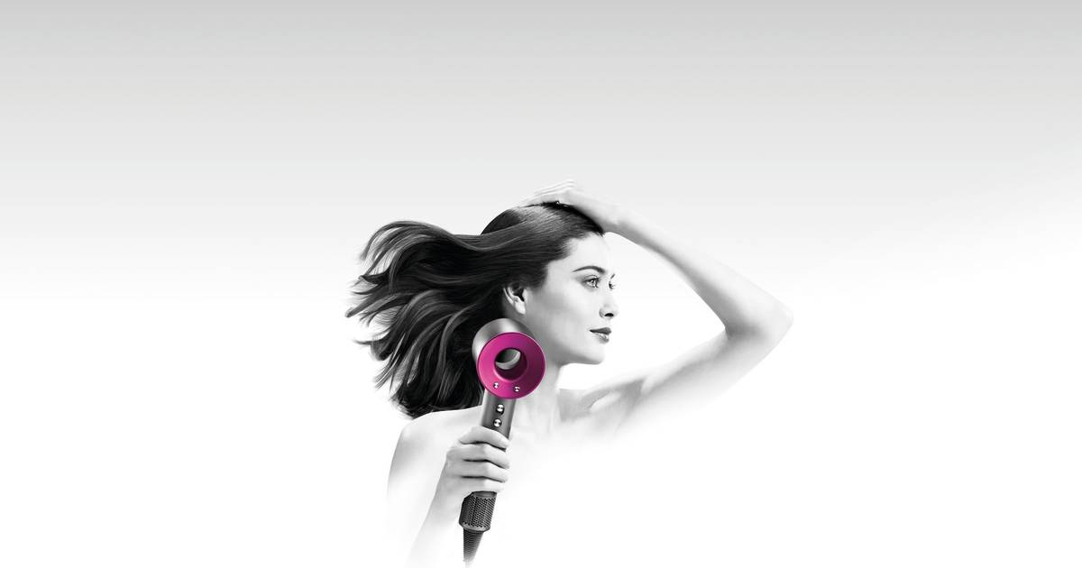 Dyson Launches New 399 Supersonic Hair Dryer