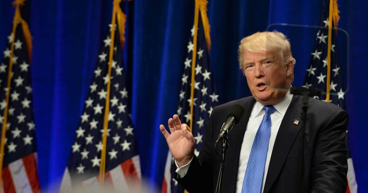 Fact check: At his golf club, Trump nonsensically accuses