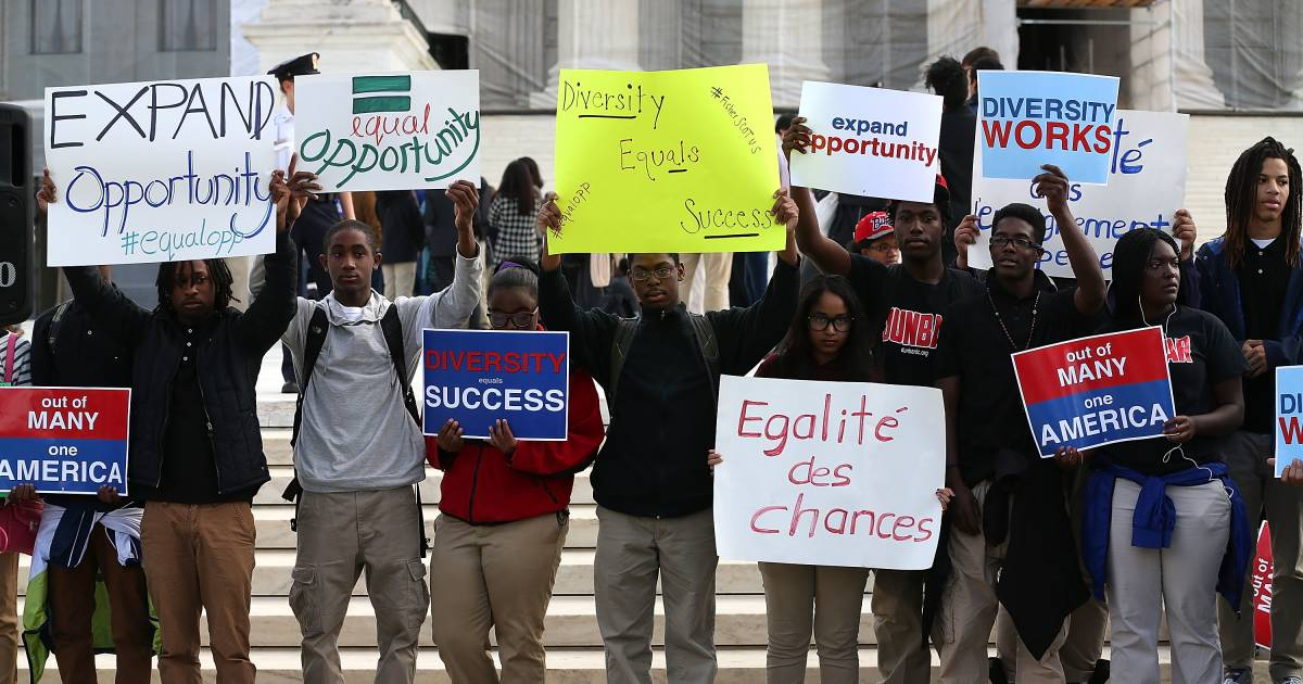 is affirmative action fair essay