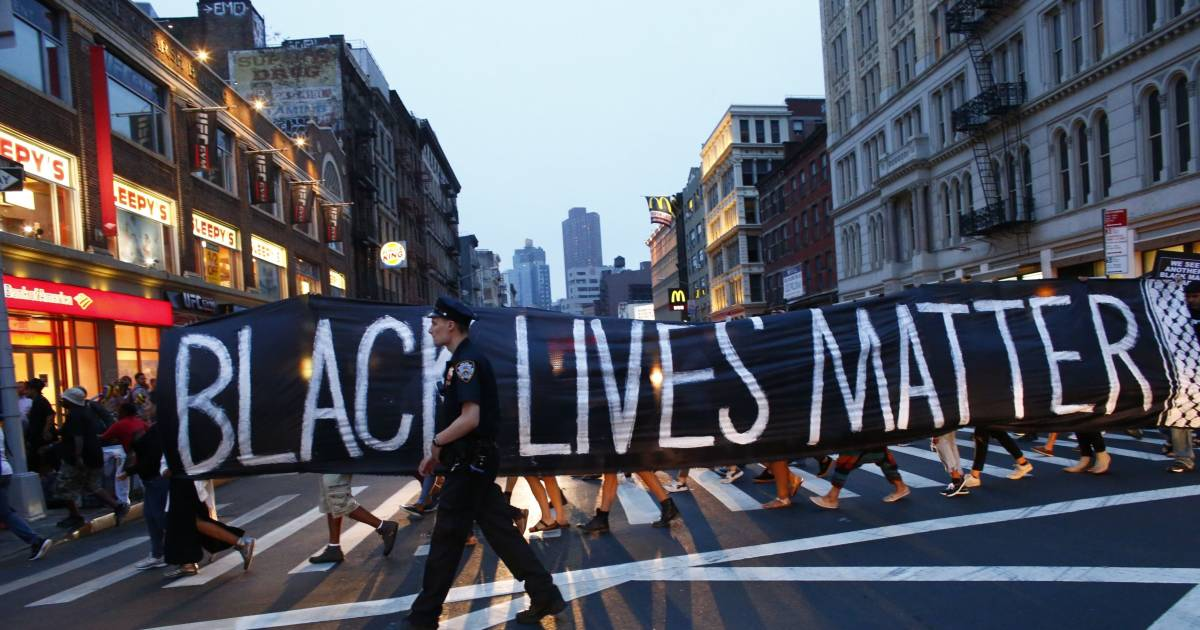 Black Lives Matter Releases Policy Agenda