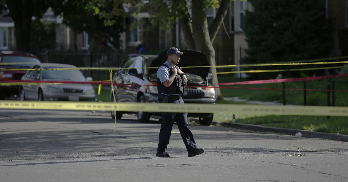 August Was Chicago's Deadliest Month in Two Decades