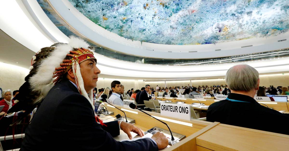 Standing Rock Sioux Takes Pipeline Fight to UN Human Rights Council in Geneva