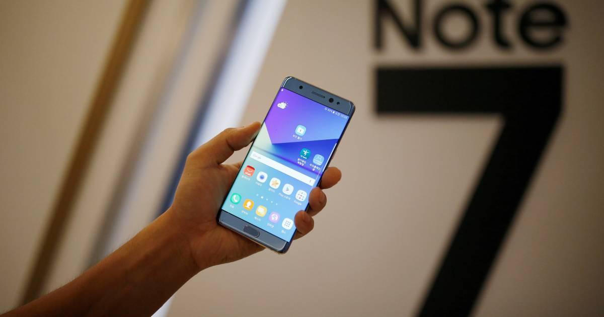 is samsung s mobile business burned forever