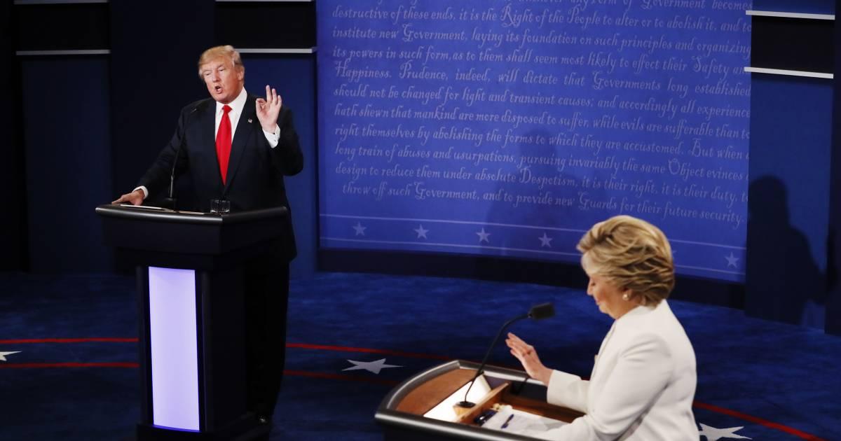 Celebrities react to presidential debate, especially white ...