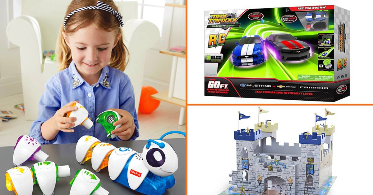 Oppenheim Toy Portfolio's best toys for kids of every age