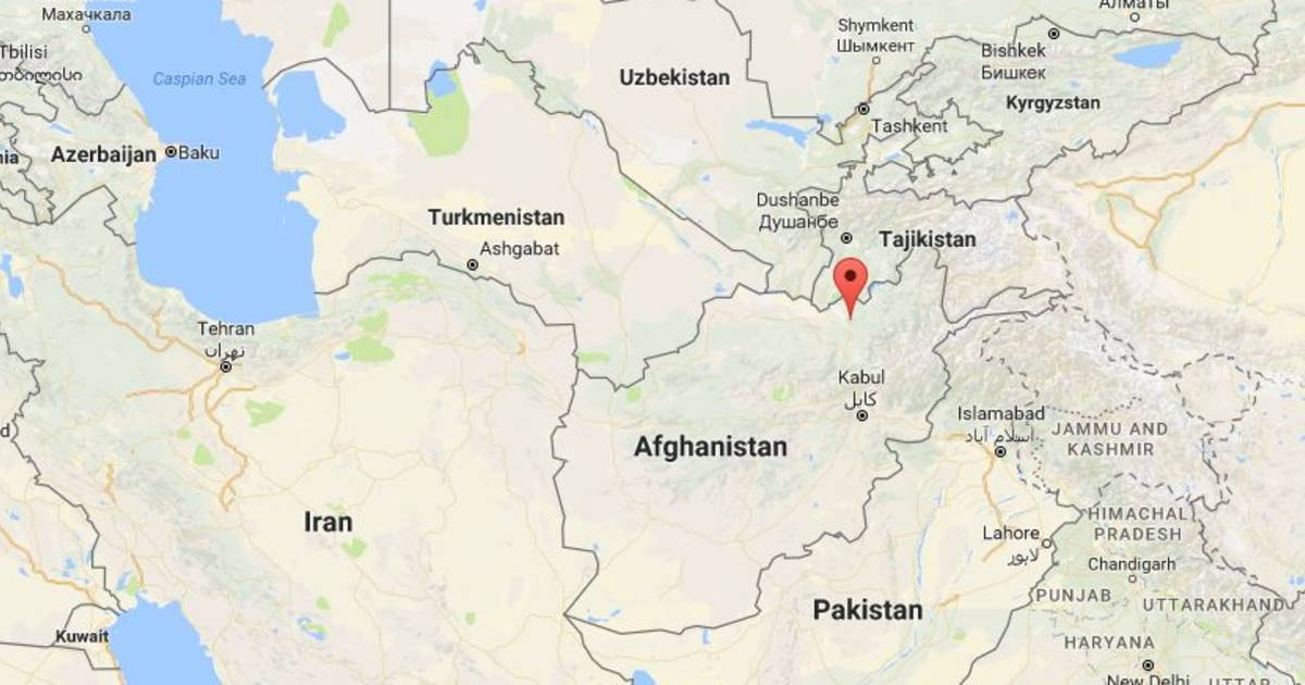 World Map Of Kabul Afghanistan.  Two U S Service Members Killed in Afghanistan s Kunduz Province