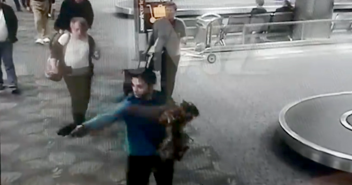Fort Lauderdale Shooting: Shocking New Video Shows Moment Rampage Began