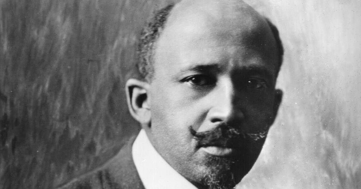 Editorial: Here's why W.E.B. Du Bois still matters