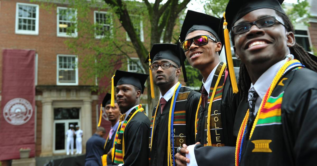 what was the first black college in america
