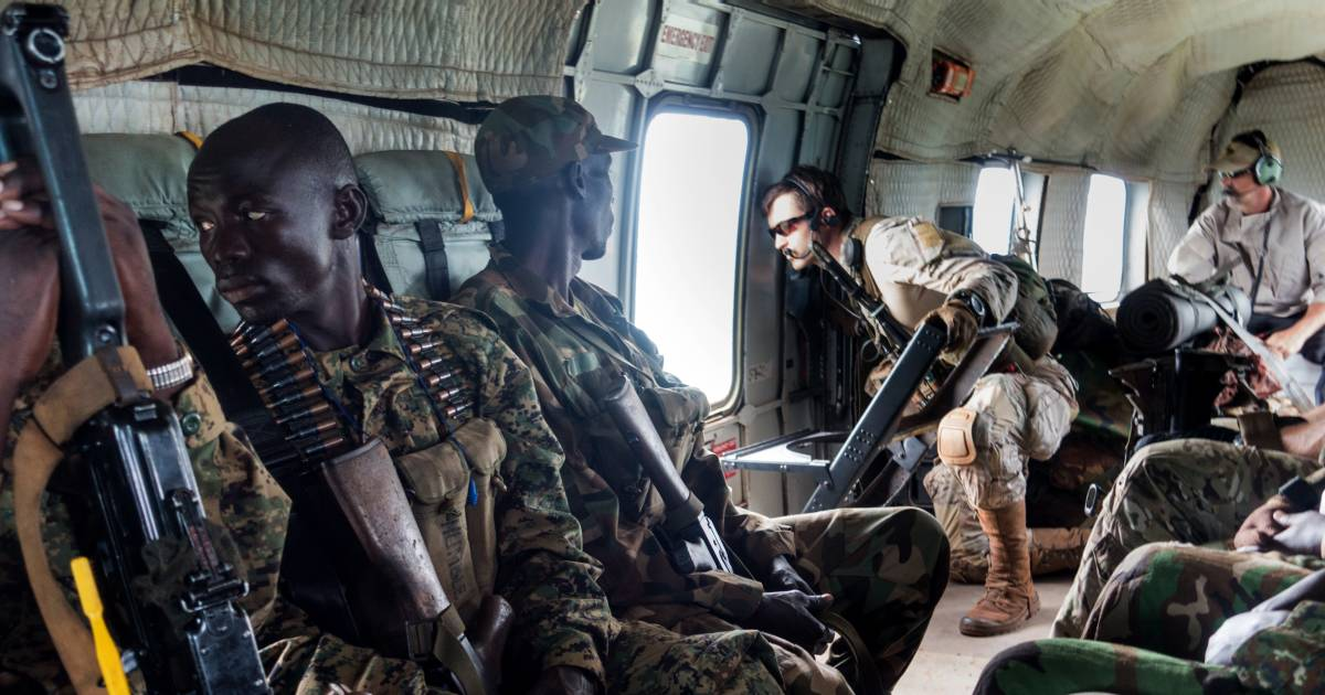 Inside The Green Berets Hunt For Wanted Warlord Joseph Kony