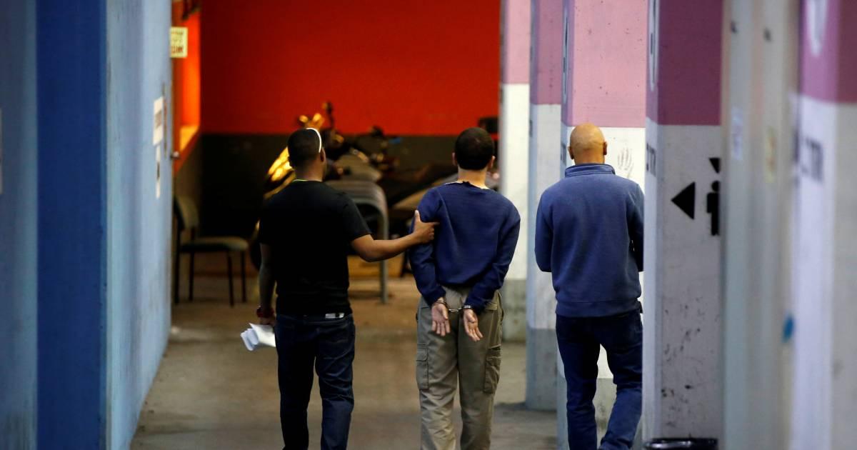 US-Israeli man sentenced to 10 years over anti-Semitic bomb threats