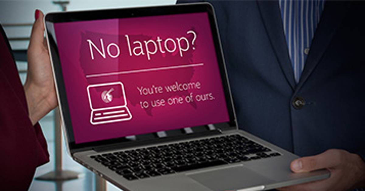 Business Travelers Laptop Ban