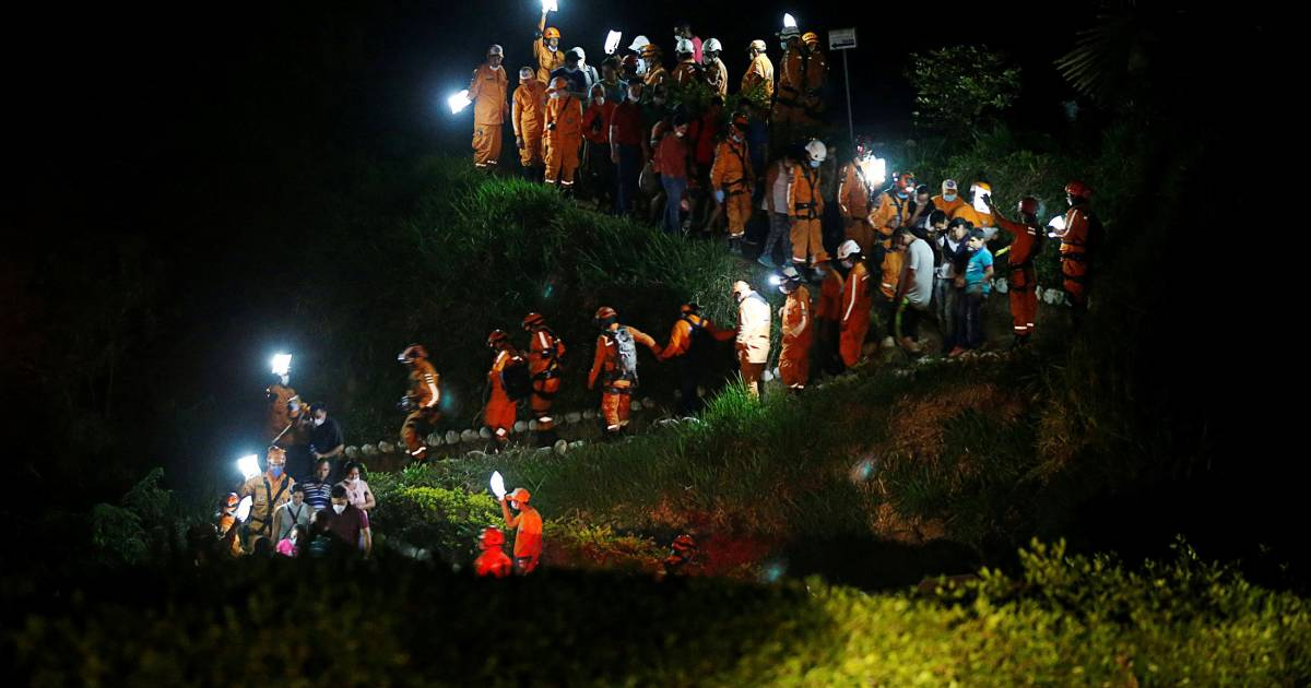 Recent Natural Disasters In Colombia