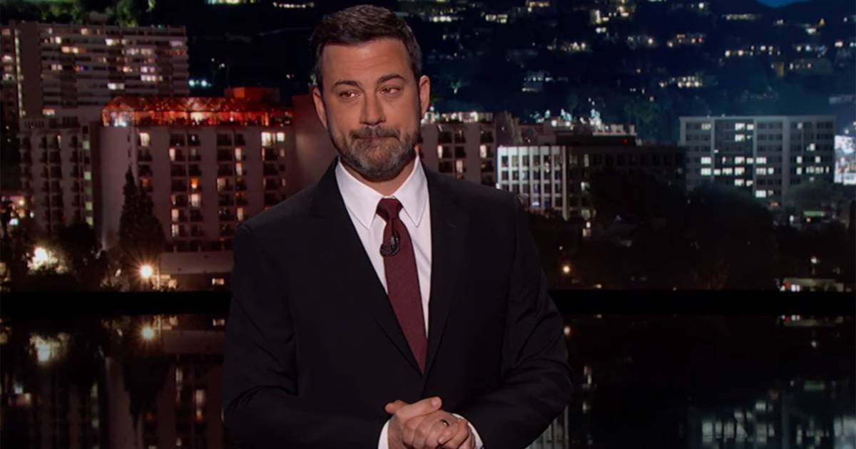 Jimmy Kimmel Reveals His Newborn Son Had Open Heart Surgery