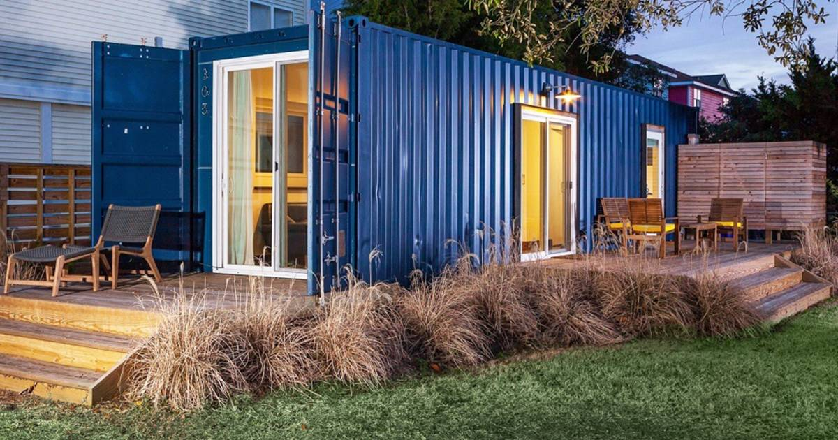 Best Design Container Homes