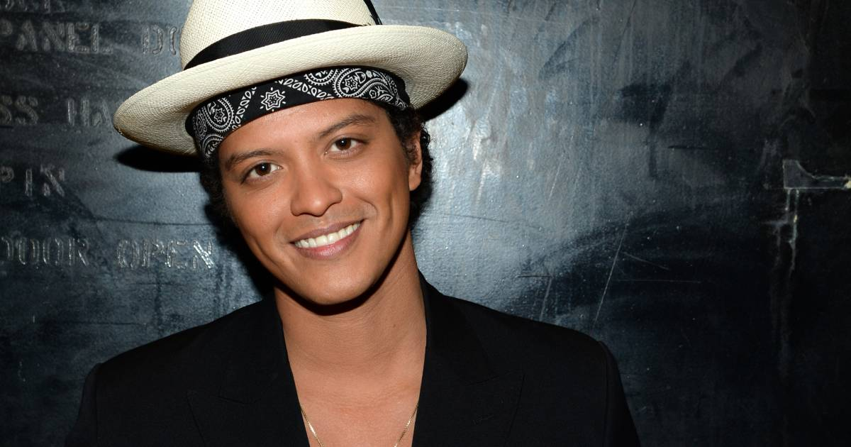 Bruno Mars' 1989 throwback photo proves he doesn't age