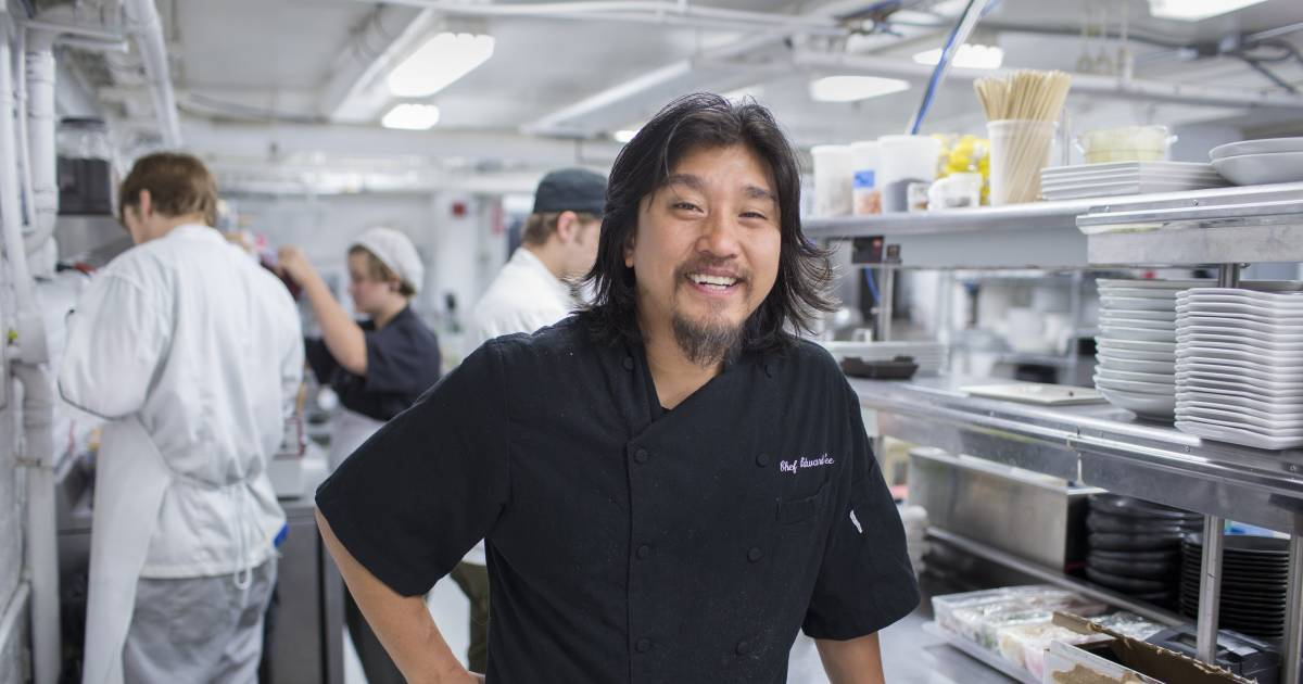 James beard nominee to help bring korean food to u s for J kitchen korean japanese restaurant