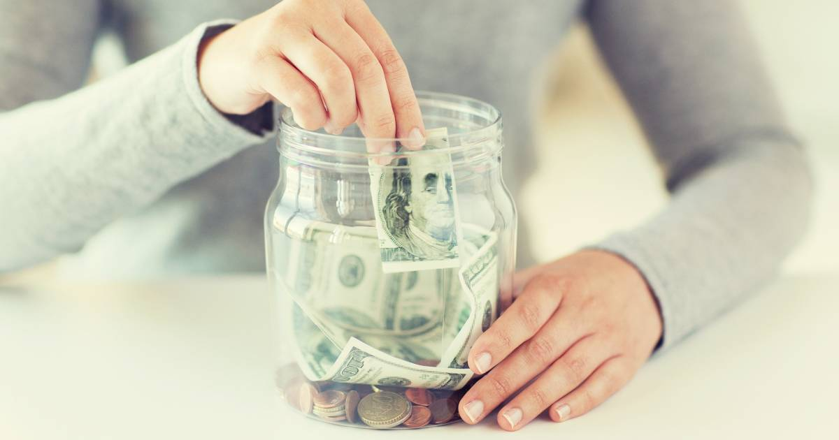 how to become rich with saving money
