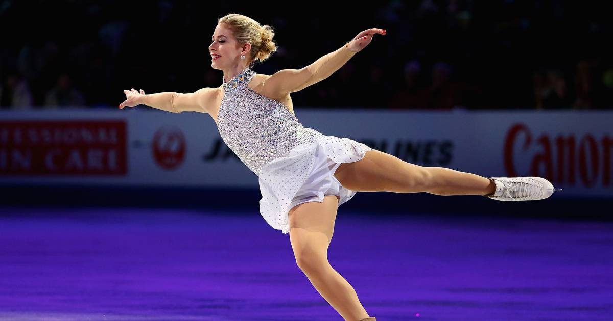Olympic figure skater Gracie Gold being treated for ...Gracie Gold Depression