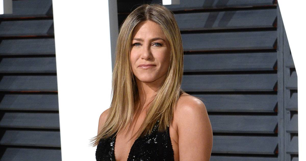Jennifer Aniston hair:...