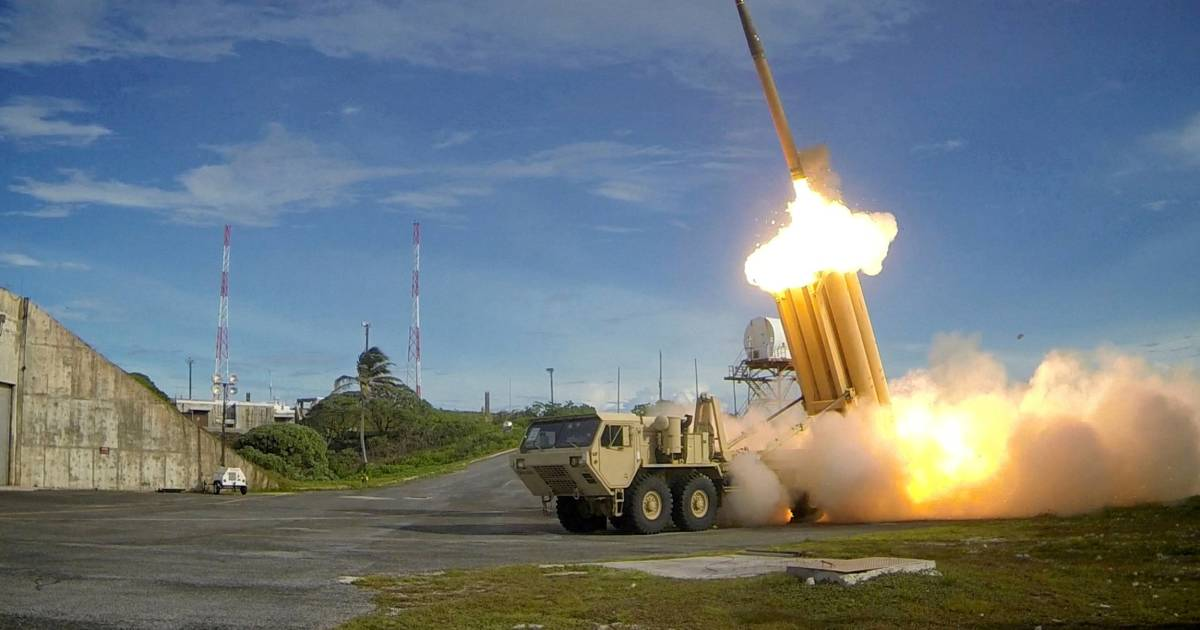 U.S. Conducts 'Successful' Test of THAAD Defense System With Ballistic Missile