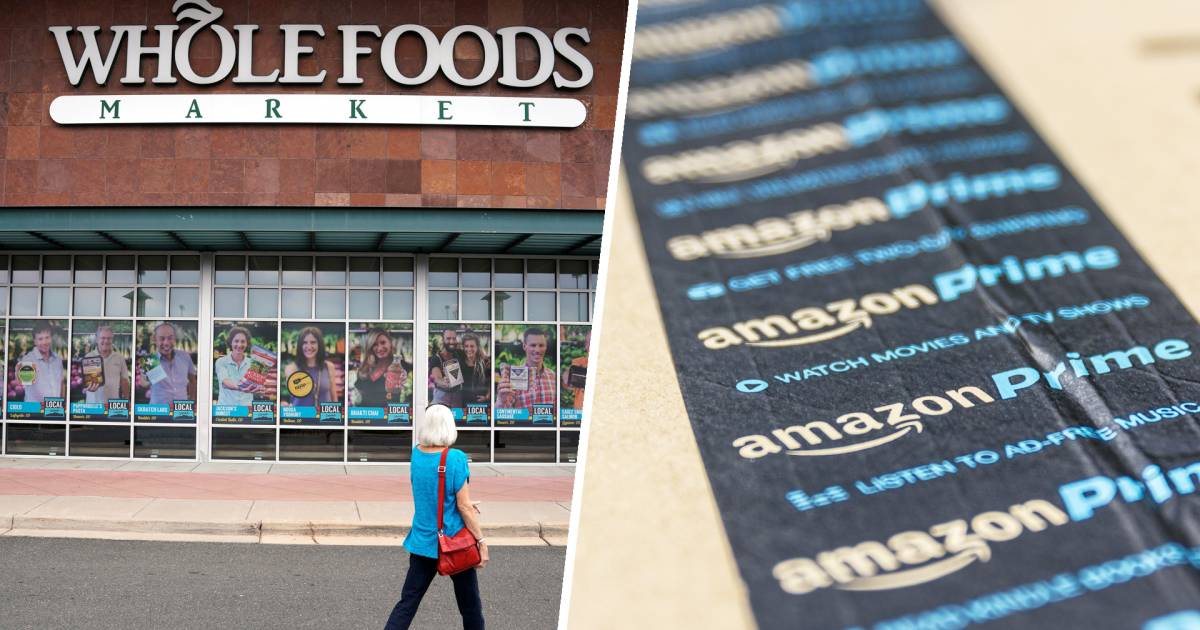 Amazon And Whole Foods Announcement