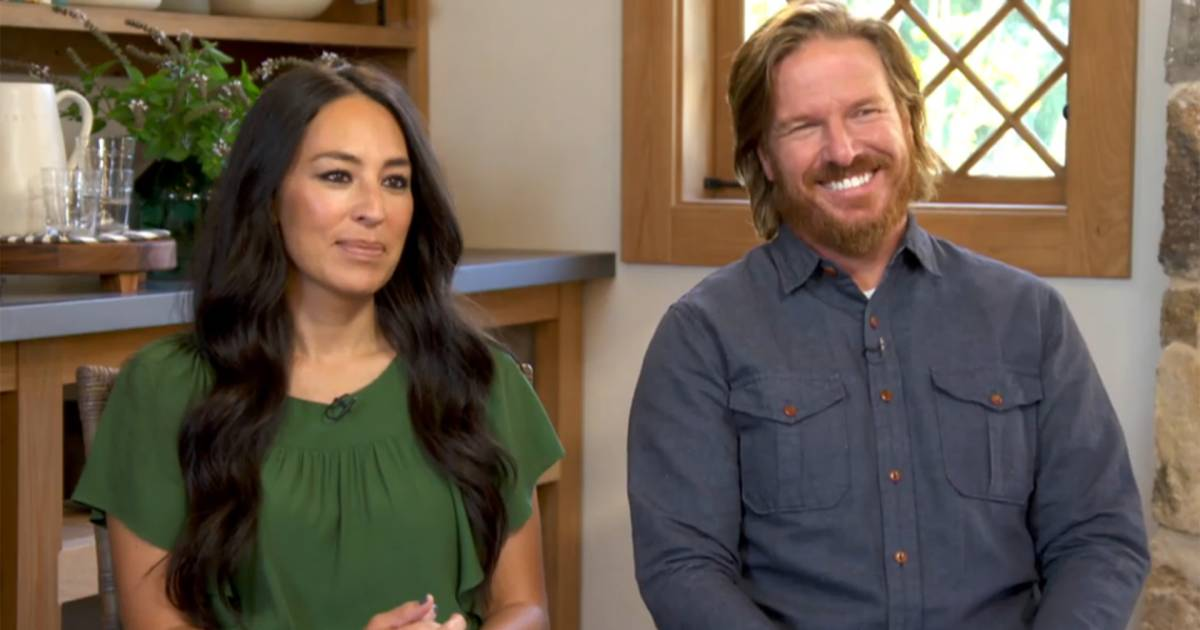 chip and joanna gaines talk divorce rumors fame and life in waco. Black Bedroom Furniture Sets. Home Design Ideas