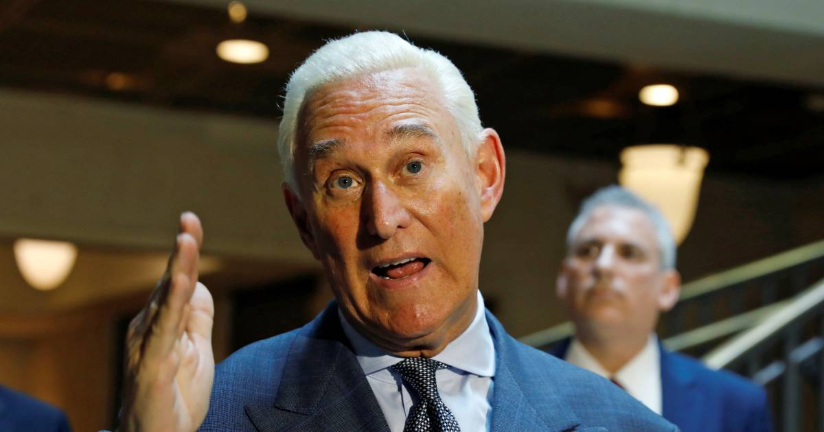 Trump pal Stone now recalls meeting with Russian about Clinton dirt