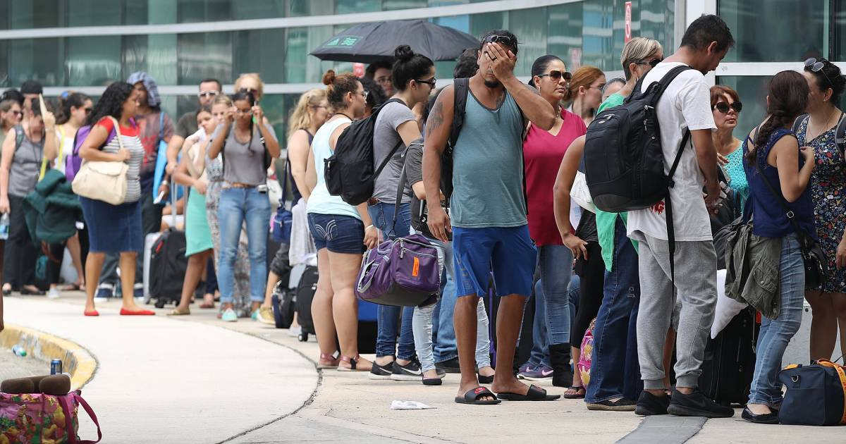Immigration Miami Beach News
