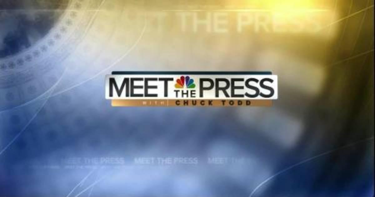 Meet the Press - October 1, 2017