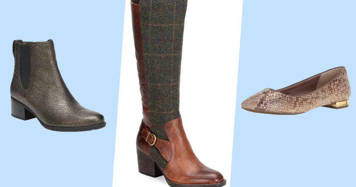 4 tips for finding comfortable heels, boots, flats