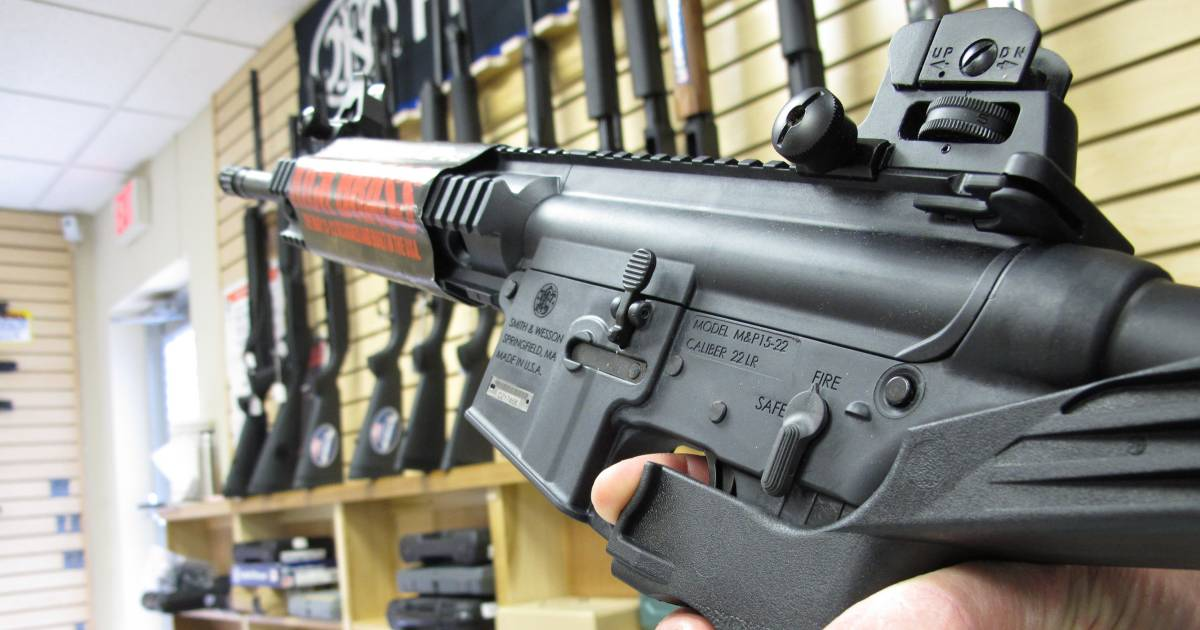 Gun Bump Stocks For Rapid Fire Are Legal Senators Ask Why