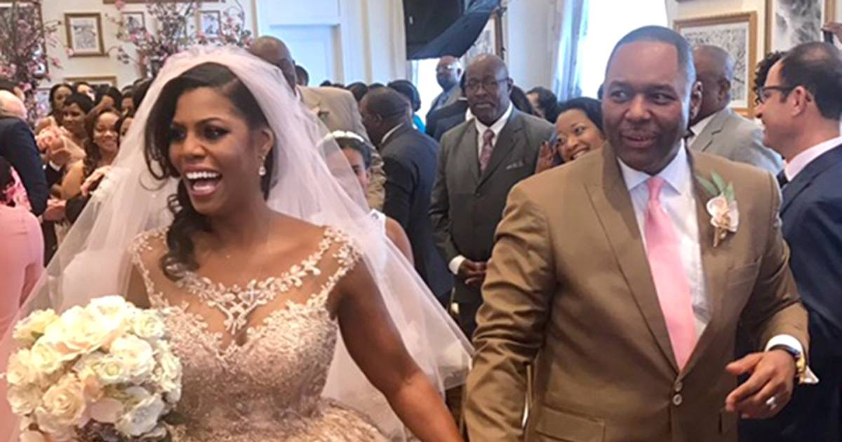 Omarosa is engaged | Page Six