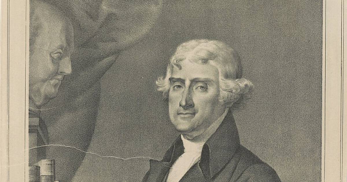 racial views of thomas jefferson Thomas jefferson: a lifelong enemy of racial equality and black freedom the earliest memory held by thomas jefferson was of being handed to and carried by a slave in the direction of the tuckahoe region of virginia jefferson's long jefferson held these views despite his own thorough immersion in a mixed world.