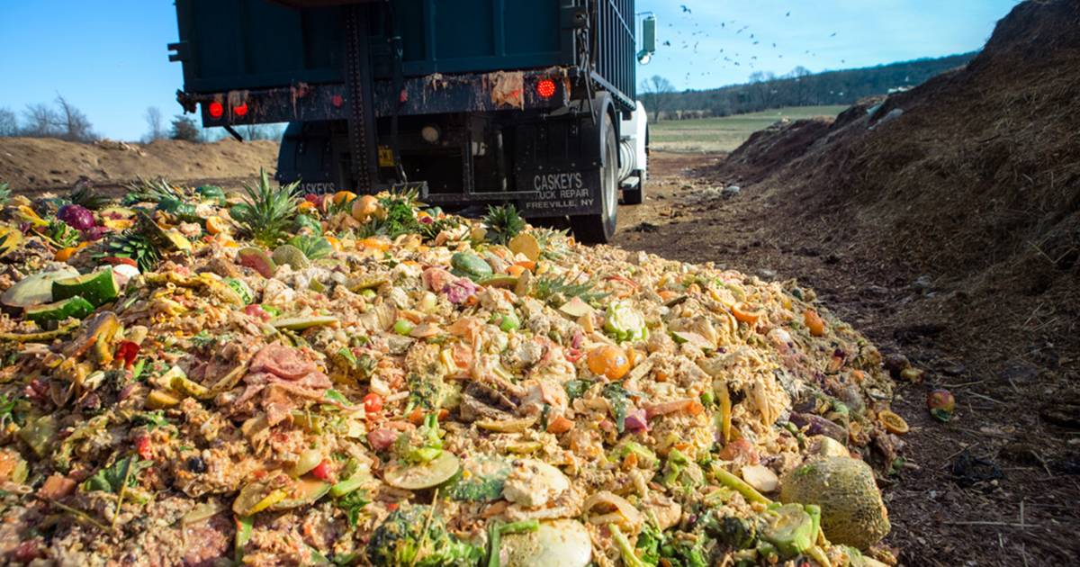 How To Make Compost From Food Waste