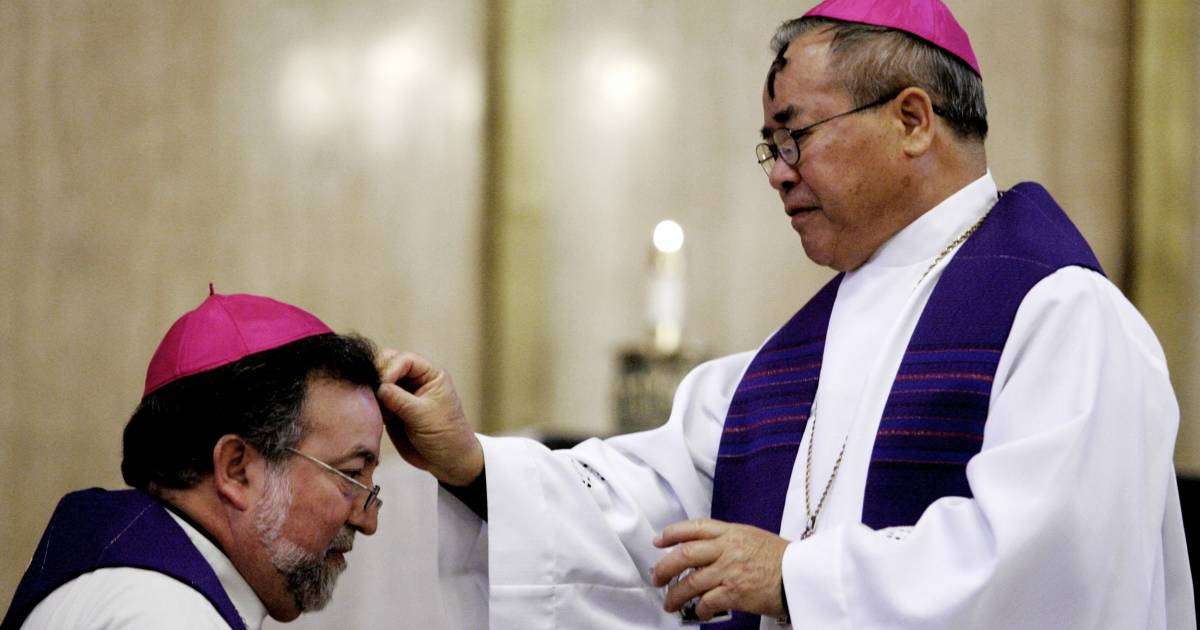 First vietnamese american catholic bishop dead at 77 helped first vietnamese american catholic bishop dead at 77 helped connect refugees to us m4hsunfo