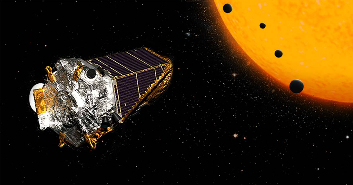 Watch as NASA announces new discovery by planet-hunting telescope