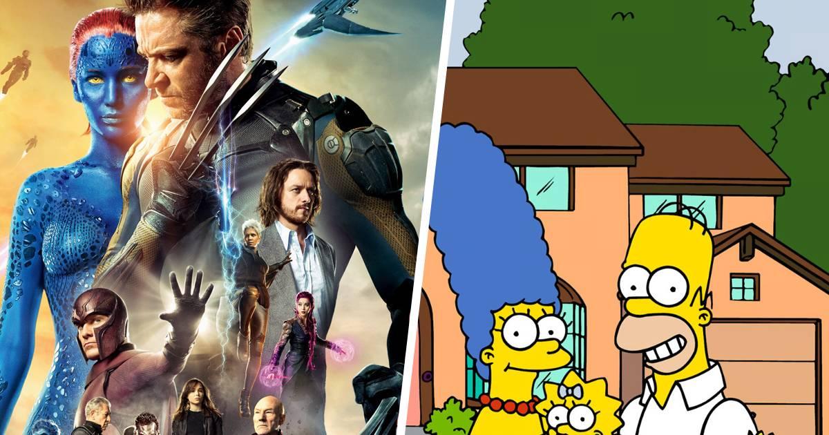 Rupert murdoch funded bart simpson movie