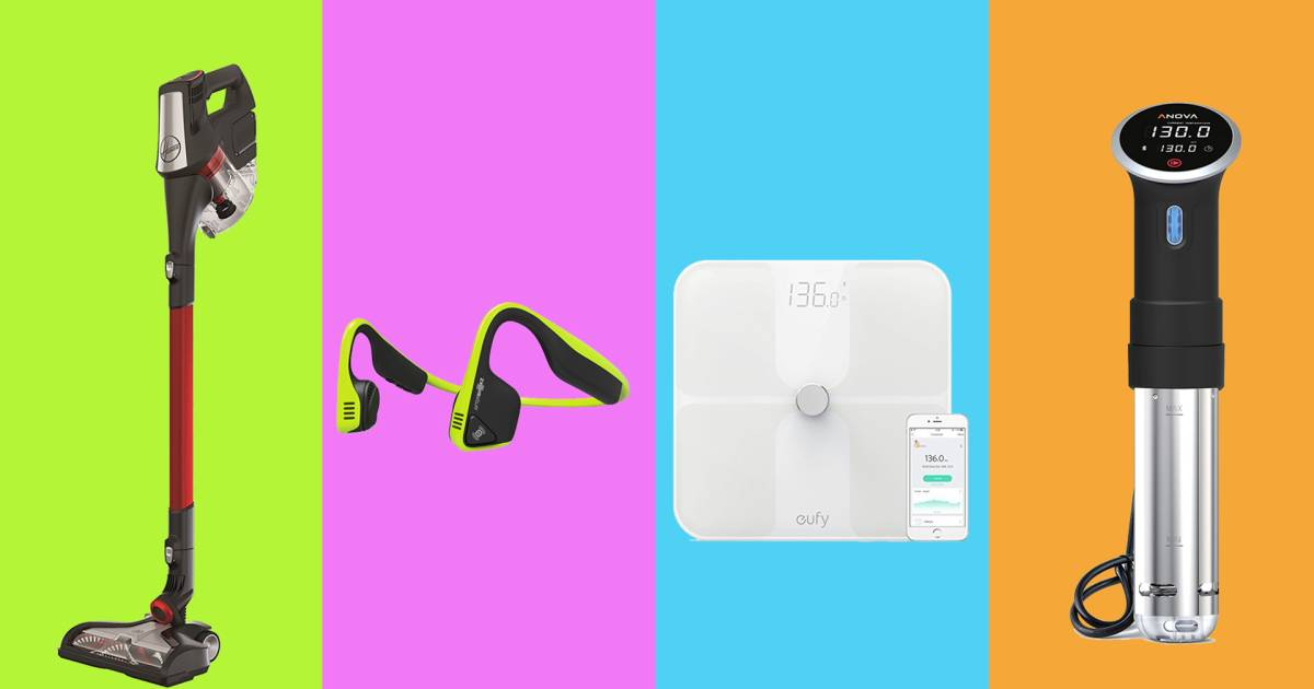 8 hot gadgets for 2018: A cordless vacuum, a smart scale ...