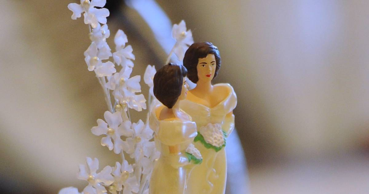Oregon Same Wedding Cake