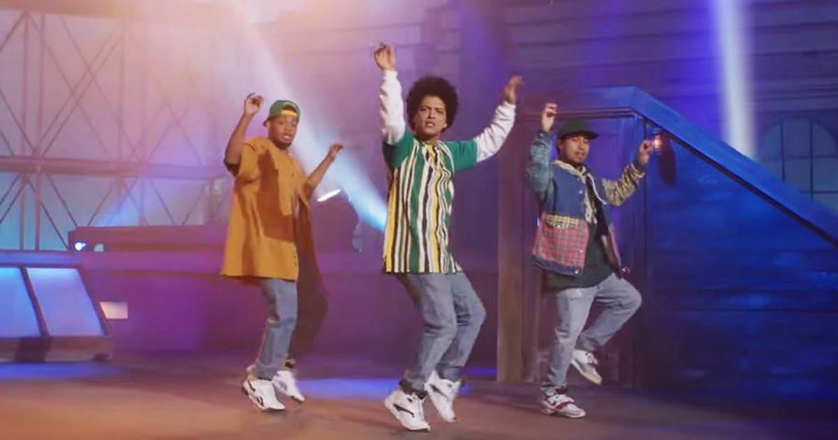 Bruno Mars Finesse Music Video Fashion Heaven