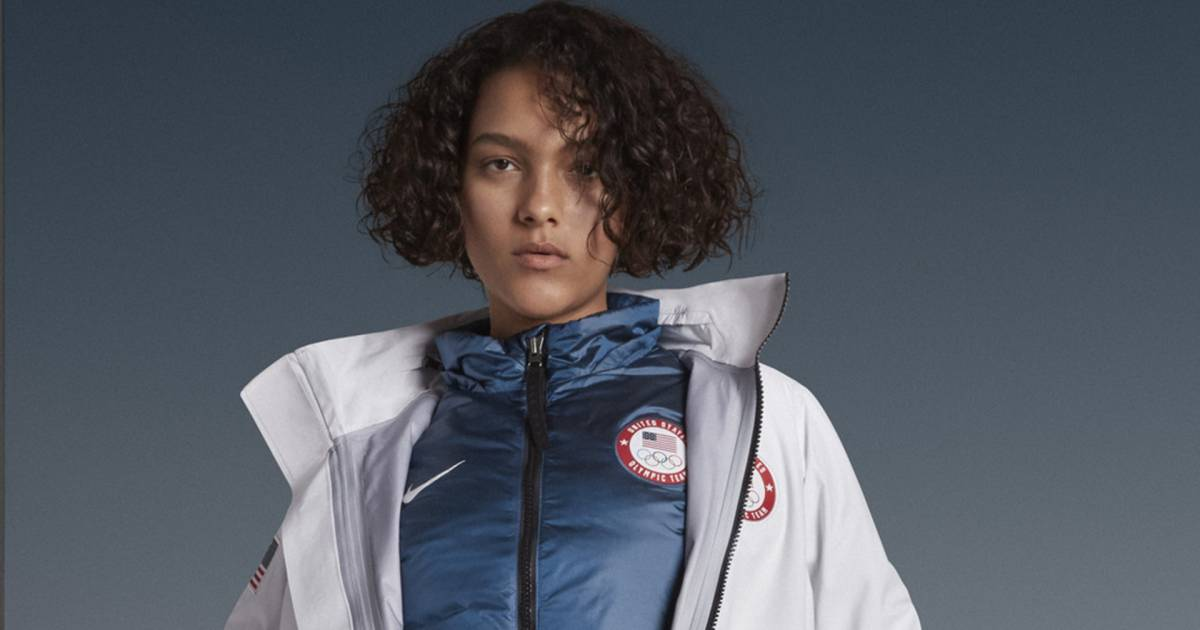 Nike reveals the official Team USA podium outfits for PyeongChang Olympics