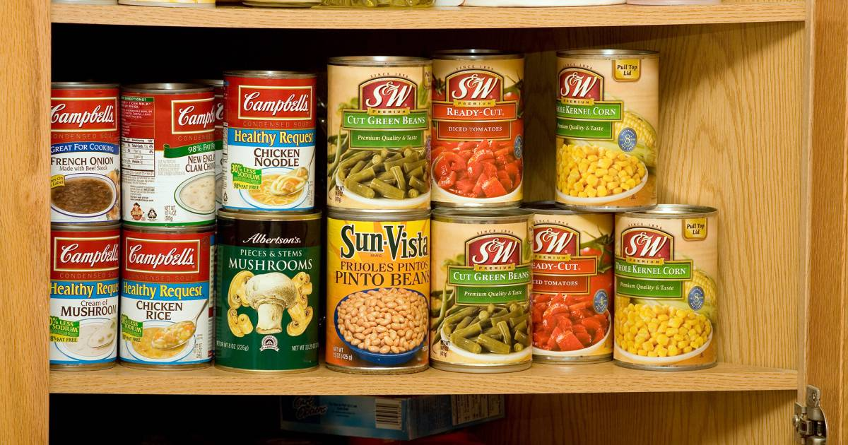 What To Do With Expired Canned Food