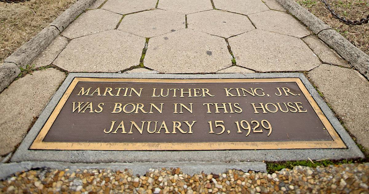 Martin luther king jr date of birth in Australia