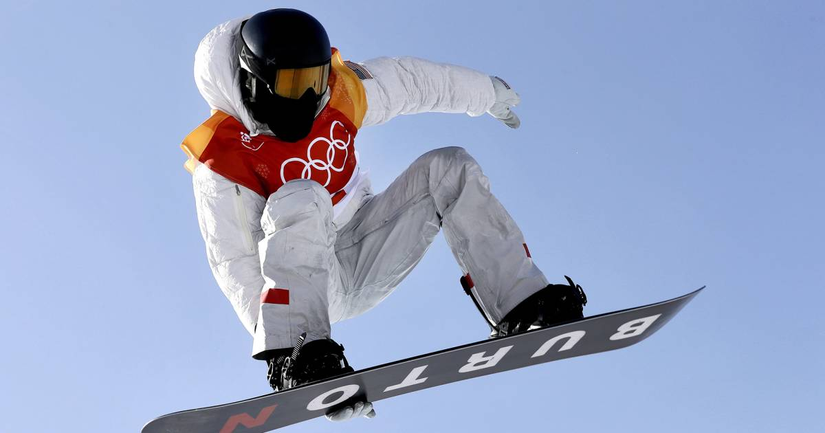 Shaun White on competing again after horrific crash: 'I was a bit terrified'